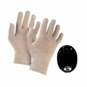 HotRox Handwarmer With USB Charger and Raynauds Disease Gloves Saver Pack