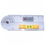 Multi-Use Goniometer With Spirit Level