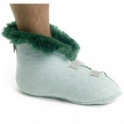 Surgical Sheepskin Slippers