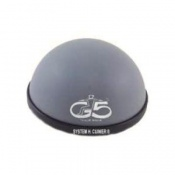 Half Ball Silicone Attachment for the G5 Fleximatic Massage Therapy Machine