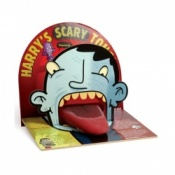 Harrys Scary Tongue Display Tobacco Educational Aid
