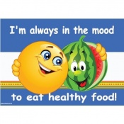 Healthy Eating Educational Poster Pack