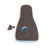 Optional Footshield Hex Insole