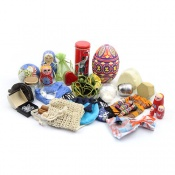 The Hide and Seek Sensory Play Toy Collection