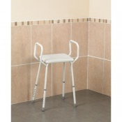Homecraft Lightweight Perching Shower Stool