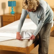 Homecraft Waterproof Mattress Protector