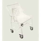 Homecraft Mobile Shower Chair with Detachable Arms