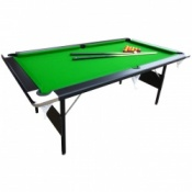 Hustler 7ft Foldup Pool Table