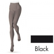 Sigvaris Intrigue Class 2 Black Compression Tights