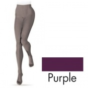 Sigvaris Intrigue Class 2 Purple Compression Tights