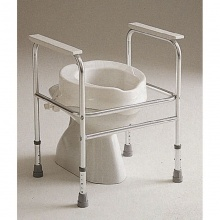 Invacare Adeo C407A Toilet Frame