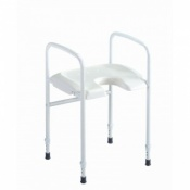 Invacare Alize Shower Stool with Arms