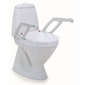 Invacare Aquatec 90000 Toilet Seat Raiser