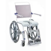 Invacare Aquatec Ocean Shower Commode Chair Self-Propel