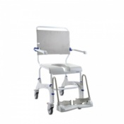 Invacare Aquatec Ocean Shower Commode Chair XL