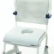 Invacare Aquatec Ocean Soft Seat with Oval Opening