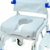 Invacare Aquatec Ocean Soft Seat With Key Shape Cut Out