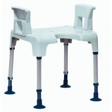 Invacare Aquatec Pico Shower Stool Components