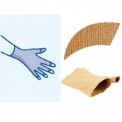 JOBST Elvarex Compression Class 2 Beige Compression Glove