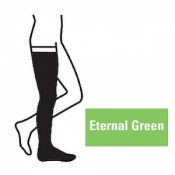 Juzo Attractive Thigh 18-21mmHg Eternal Green Compression Stocking