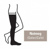 Juzo Attractive Thigh 18-21mmHg Nutmeg Compression Stocking