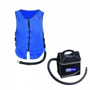 Techniche KewlFlow Circulatory Cooling Vest with Static Cooler