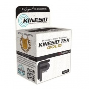 Kinesio Tex Gold FP Kinesiology Tape (Black)