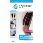 K-Active Kinesiology Tape Pre-Cut Groin