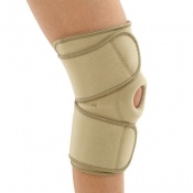 Knee Wrap with Patella Opening