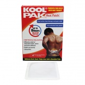 KoolPak Heat Patch (Pack of 4)