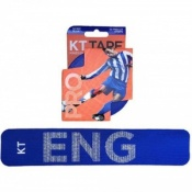 KT Tape Pro Synthetic Kinesiology Therapeutic Tape England Blue