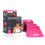 KT Tape Kinesiology Therapeutic Tape Pink