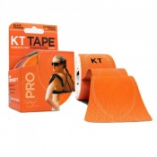 KT Tape Pro Synthetic Kinesiology Therapeutic Tape Blaze Orange