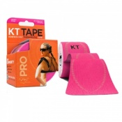 KT Tape Pro Synthetic Kinesiology Therapeutic Tape Hero Pink
