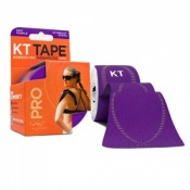 KT Tape Pro Synthetic Kinesiology Therapeutic Tape Epic Purple
