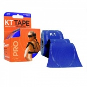 KT Tape Pro Synthetic Kinesiology Therapeutic Tape Sonic Blue