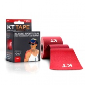 KT Tape Kinesiology Therapeutic Tape Red