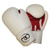 Fitness-Mad Womens Synthetic Leather Sparring Gloves