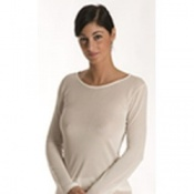 DermaSilk Ladies Long Sleeve Top