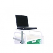 Laptop Holder for Sunflower Medical Vista Storage Trolleys