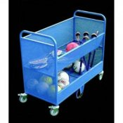 Large School Sports Equipment Trolley