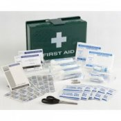 Steroplast Vehicle First Aid Kit/PCV Kit
