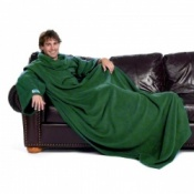 Hunter Green Adult Slanket