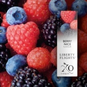 Liberty Flights Fruit E-Liquid - Berry Nice VG