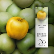 Liberty Flights Fruit E-Liquid - Golden Apple VG