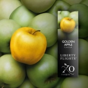 Liberty Flights Fruit E-Liquid - Golden Apple
