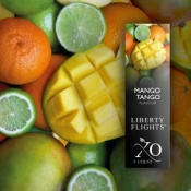 Liberty Flights Fruit E-Liquid - Mango Tango