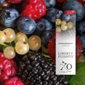 Liberty Flights Fruit E-Liquid - Wonderberry VG