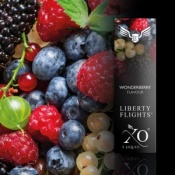 Liberty Flights Fruit E-Liquid - Wonderberry