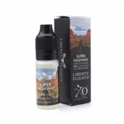 Liberty Flights Tobacco E-Liquid - Super Highway